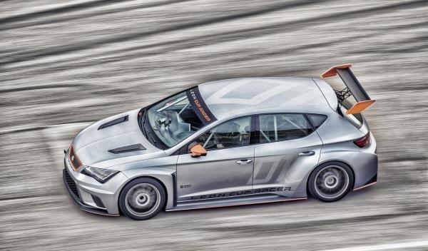 Seat Leon Cup Racer, con nuevo cambio