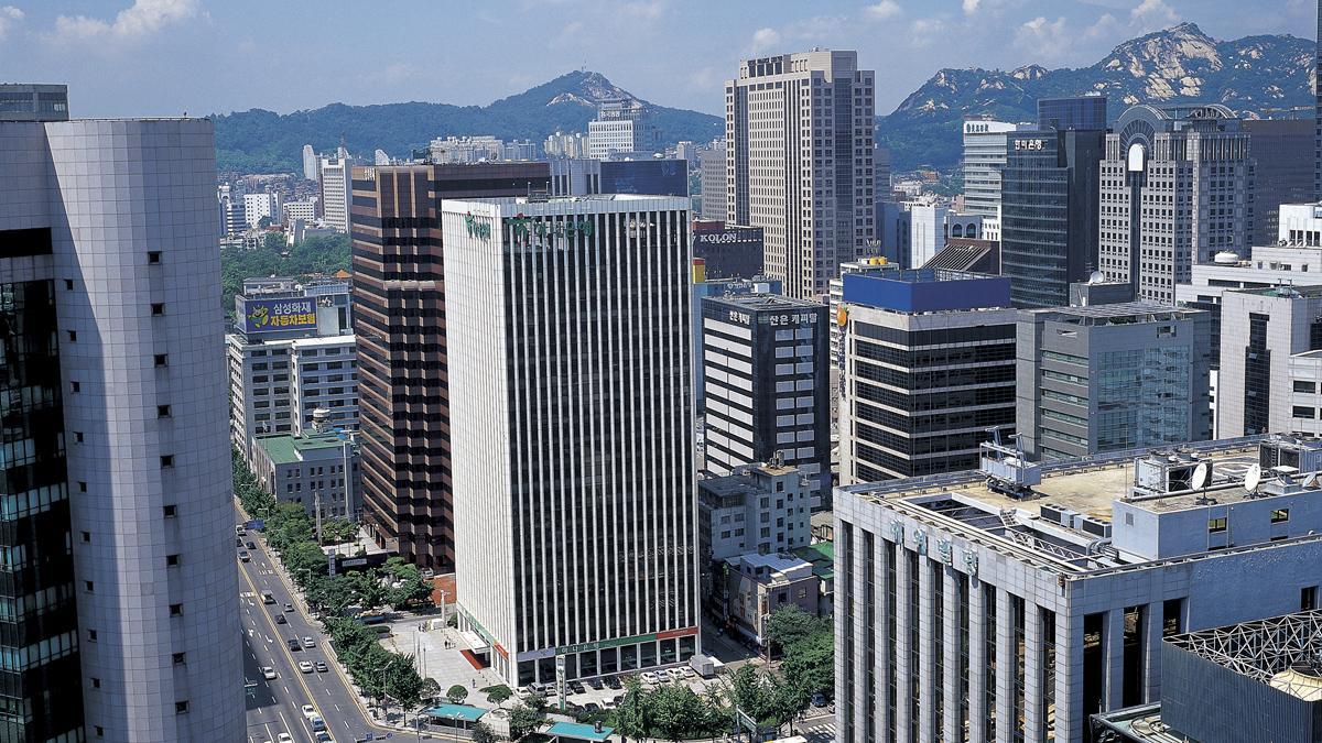 El rascacielos de Hyundai, un gigante de 553 metros