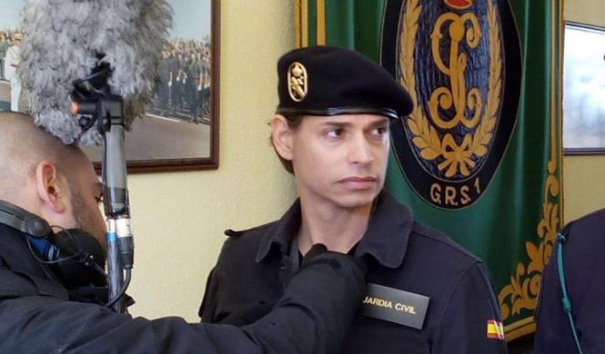 Carlos Baute Guardia Civil
