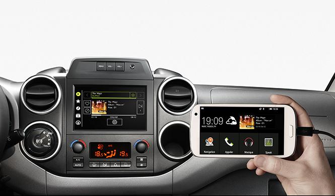 Conectividad Citroën 2016