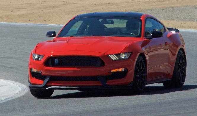 Otra razón más por la que querrás un Mustang Shelby GT350