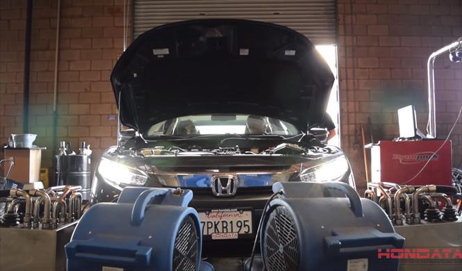 Esto es lo que rinde el nuevo 1.5 VTEC Turbo de Honda