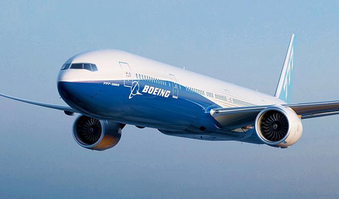 Michelin, proveedor único de neumáticos para el Boeing 777