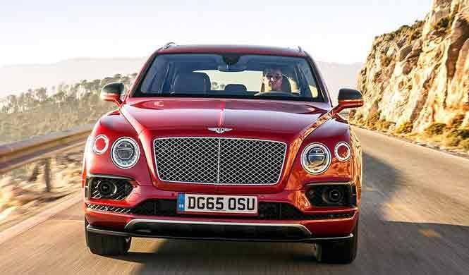 Bentley Bentayga eléctrico: ¿llegará en breve?