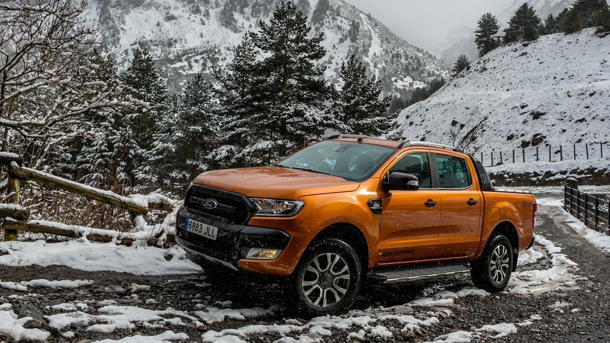 Ford Ranger 2016 apertura