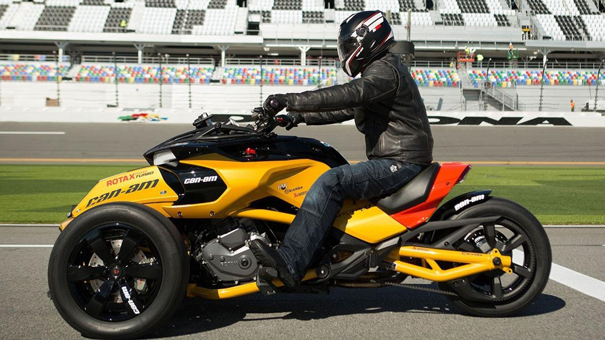 Can-Am Spyder F3 Turbo