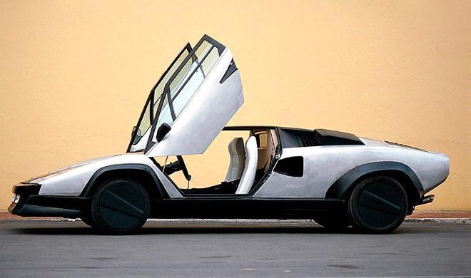 5 Lamborghini Countach que no sabías que existían