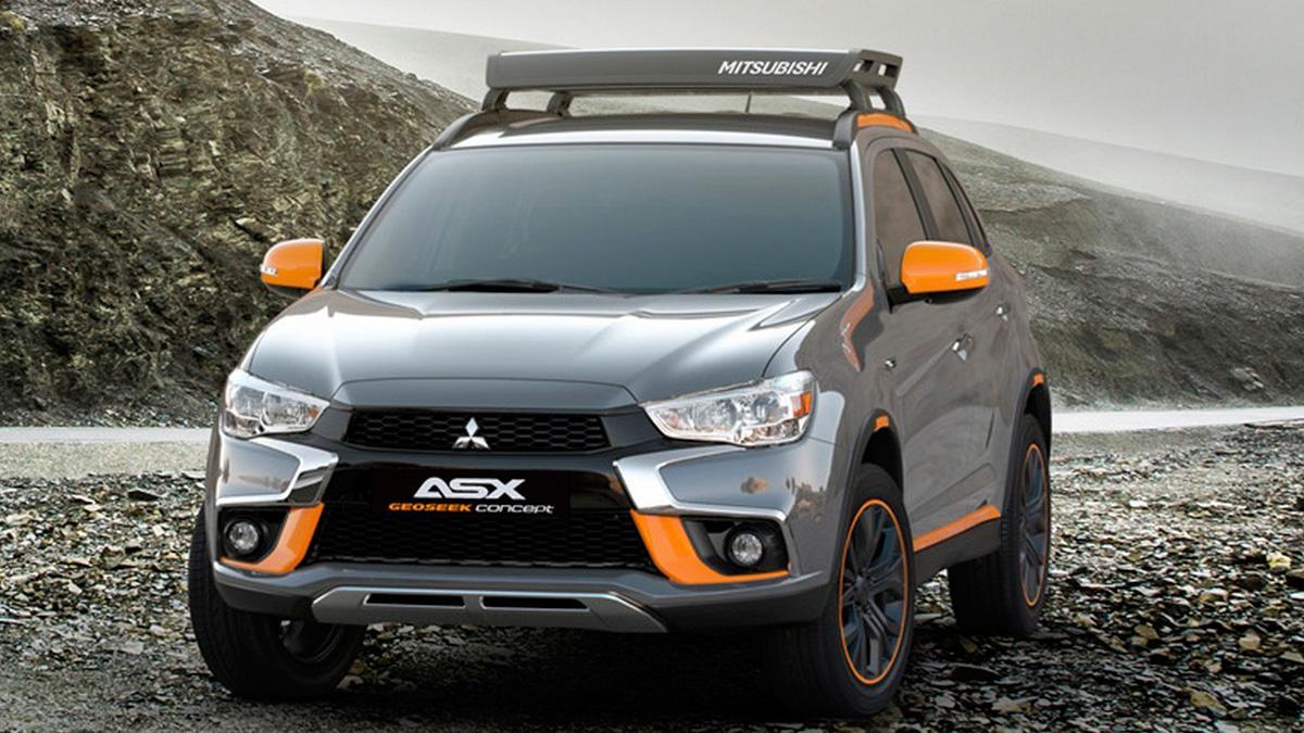 Mitsubishi L200 y ASX Geoseek