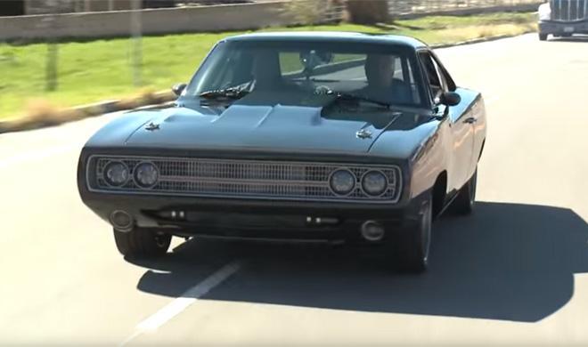 Vídeo: existe un Dodge Charger con 1.650 CV