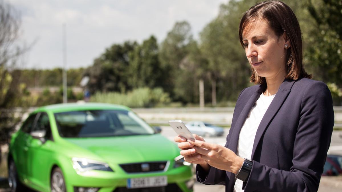 app accenture seat facilitara conductores