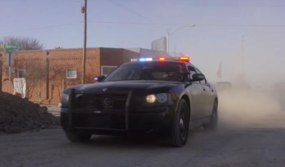 No te pierdas esta espectacular persecución policial