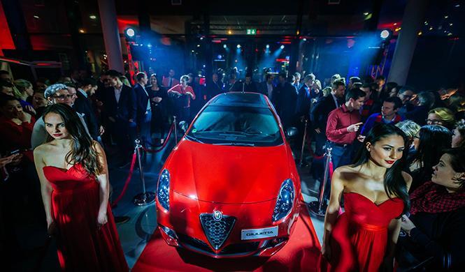 Presentación Alfa Romeo Giulietta 2016