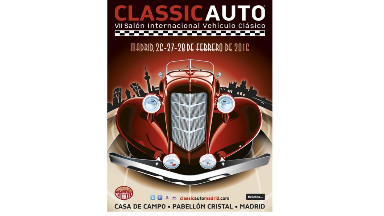 ClassicAuto-Madrid-2016