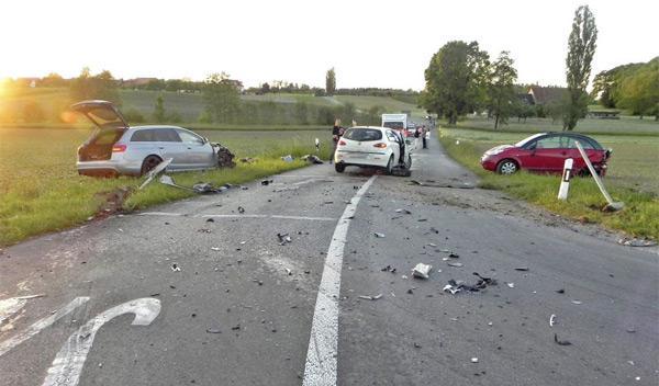 ¿Cuál fue el día con más accidentes de 2015?