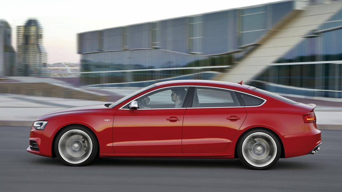 El Audi A5 Sportback 2017, ¡cazado!