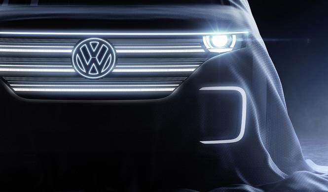 Volkswagen Budd.E: ¿el nombre de la furgoneta eléctrica?