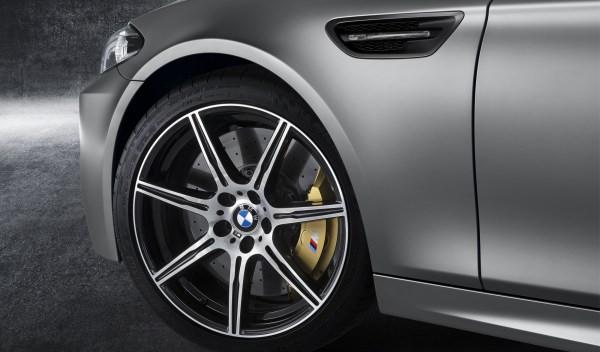 El próximo BMW M5 podría tener... ¡626 CV!