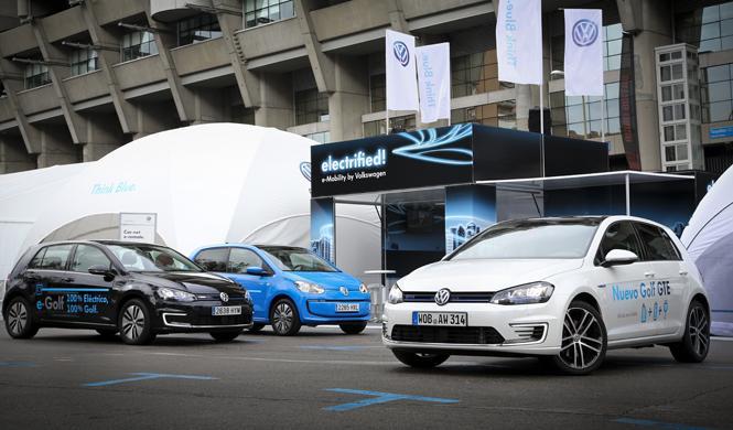 Volkswagen creará una división de vehículos eléctricos