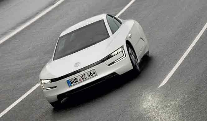 Volkswagen XL3: ¿llegará en 2018?
