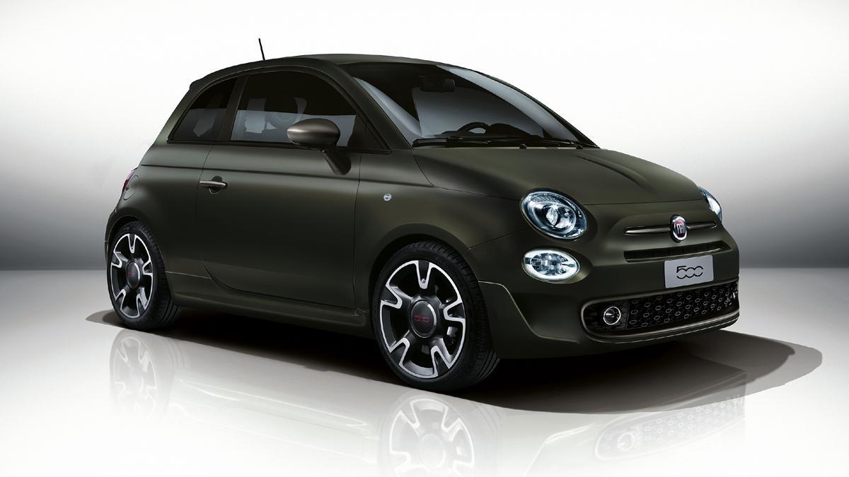 Fiat 500S 2016