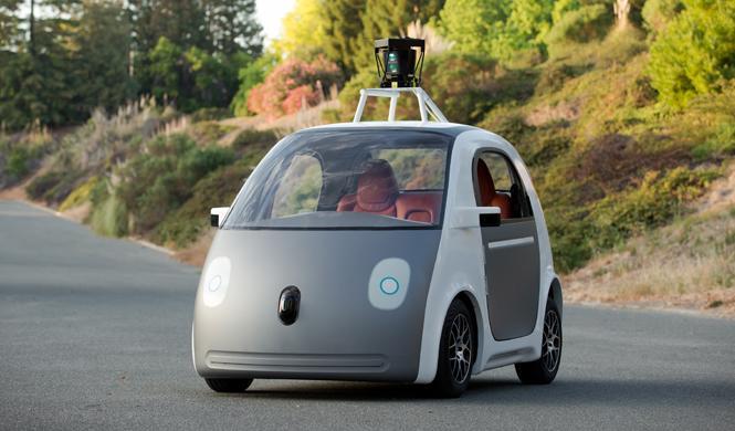 El coche de Google sufre otro accidente ¡y admite su culpa!