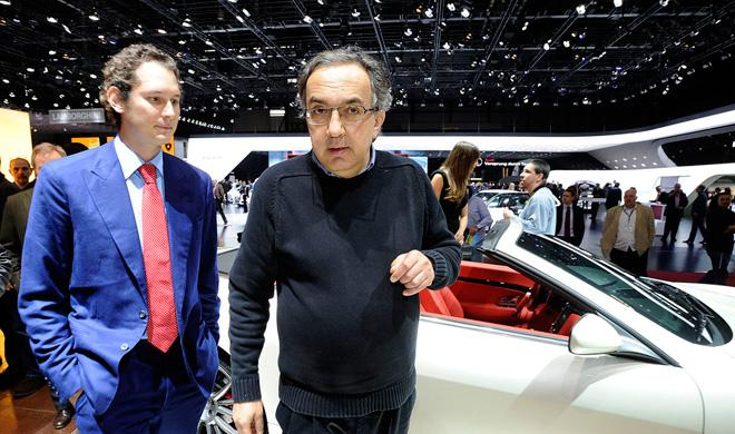 Sergio Marchionne gana 10 millones de euros en 2015