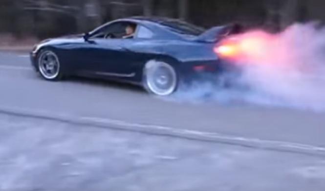 La mejor recopilación de vídeos del Toyota Supra