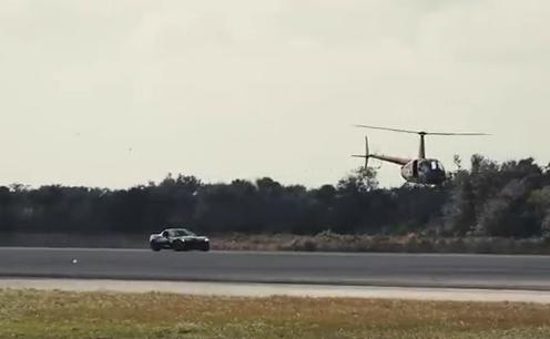 Vídeo: un Corvette eléctrico de récord