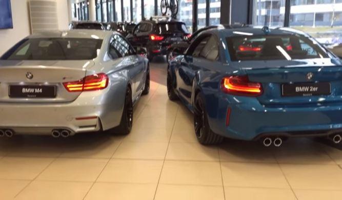 ¿Cuál suena mejor, el BMW M2 o el BMW M4?