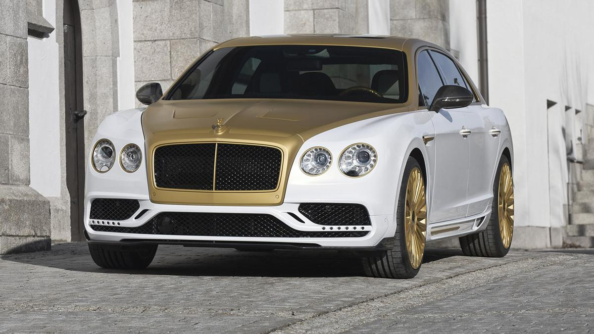 Bentley Flying Spur Mansory