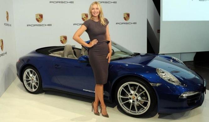 Porsche rompe su relación con Maria Sharapova