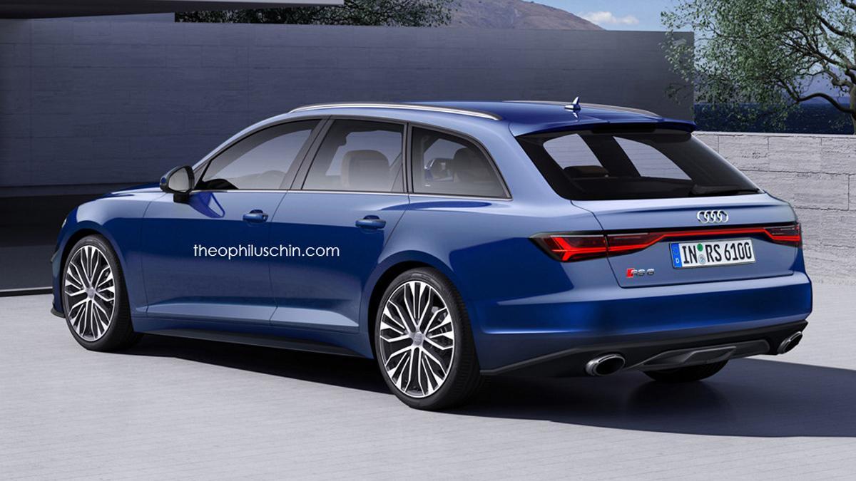 Audi RS6 Avant 2017
