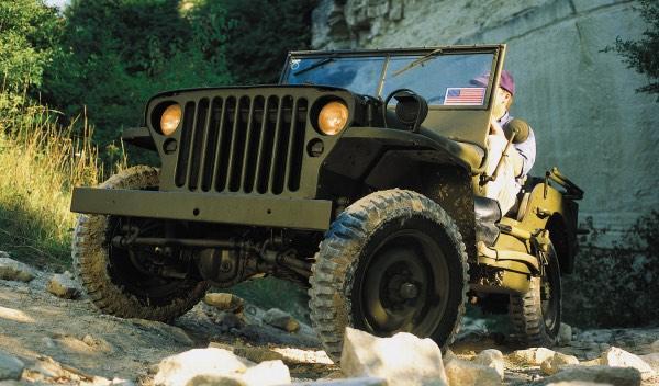 Jeep Willys: la máquina definitiva para las vacaciones