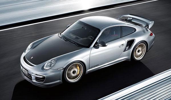 ¡Ya están aquí! Primeras fotos espía del Porsche GT2 RS