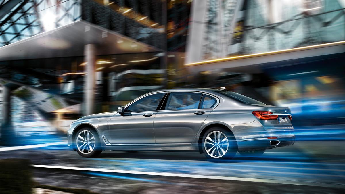 BMW 740e i-Performance