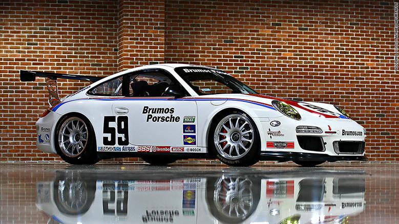 Porsche 997 GT3 Cup 4.0 de 2012