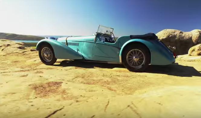 ¿El Bugatti más caro que jamás se ha subastado?