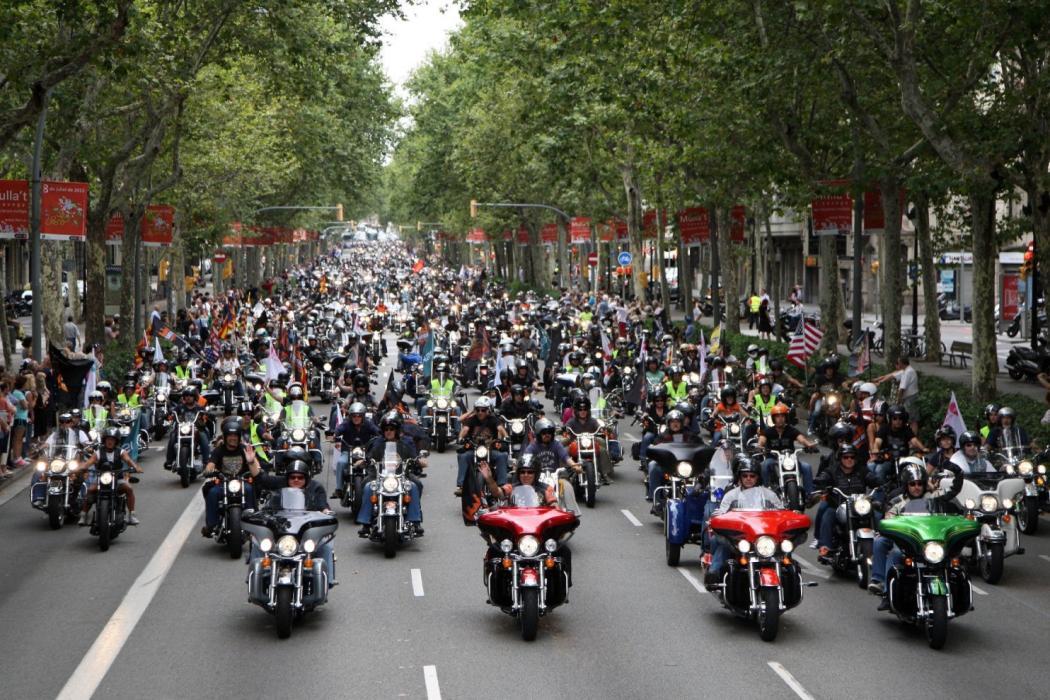 Barcelona cierra la puerta a Harley-Davidson