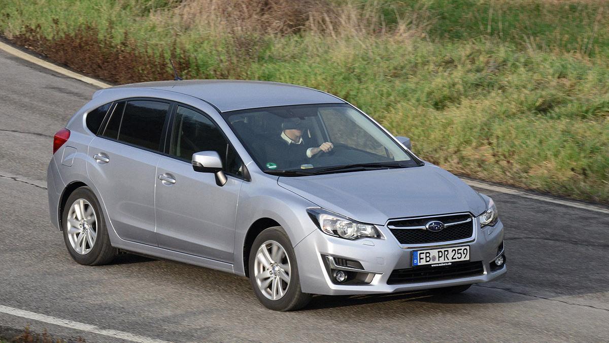 Prueba: Subaru Impreza FL 2016