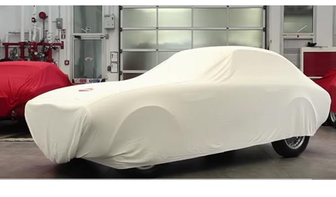 El último trabajo de restauración de Ferrari