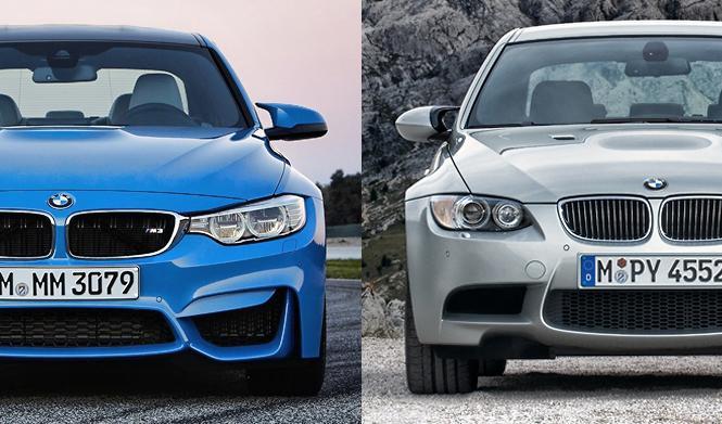 Duelo en familia: ¿nuevo BMW M3 o M3 E90?