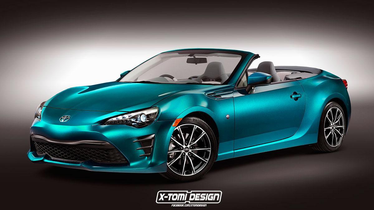 Toyota, ¡escúchanos! Queremos un GT86 descapotable