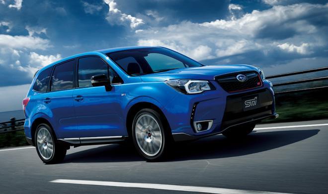 Subaru llama a revisión a los Forester y WRX