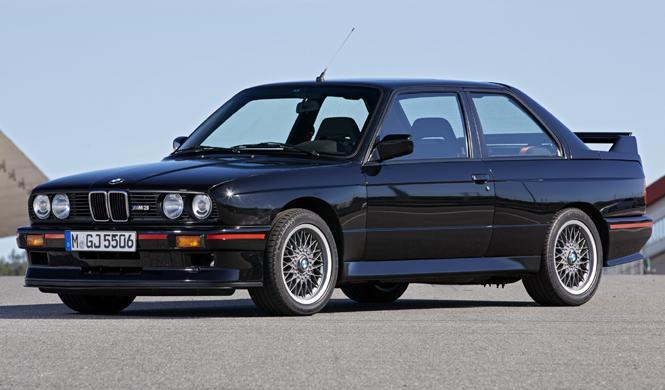 A la venta un exclusivo BMW M3 E30 Sport Evolution