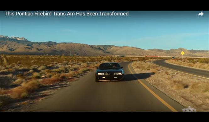 Firebird de doble turbo: el sueño de un mecánico de WRC