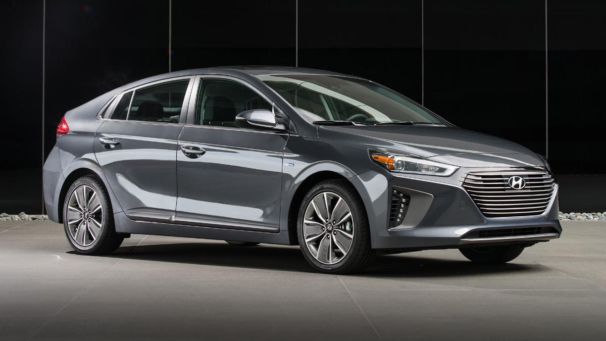 Hyundai Ioniq Salón Nueva York 2016