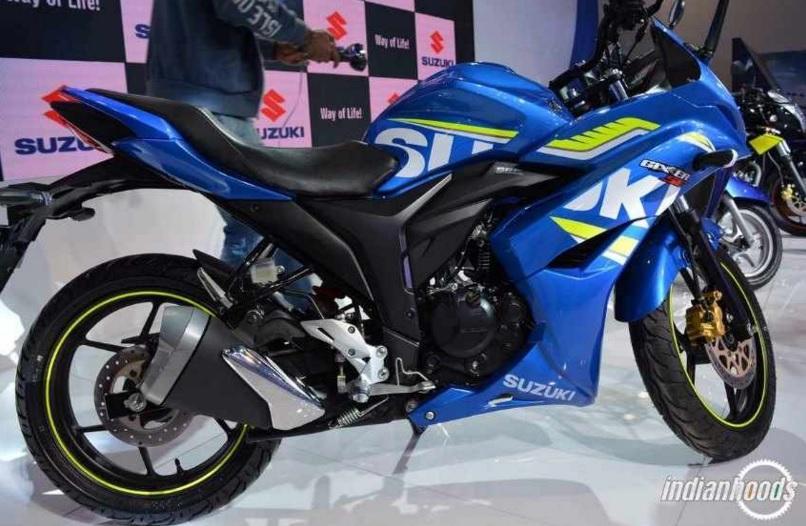 La Suzuki GSX-R300 llegará a finales de este año
