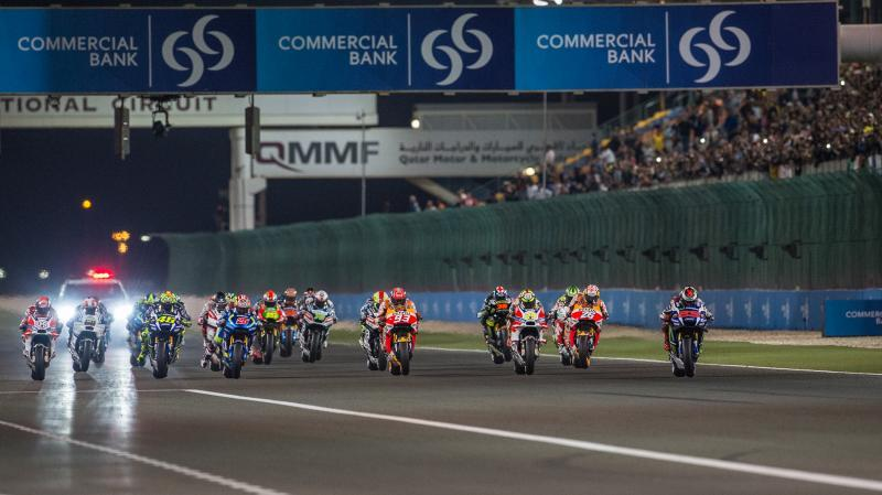 Se busca equipo: razón, MotoGP 2017