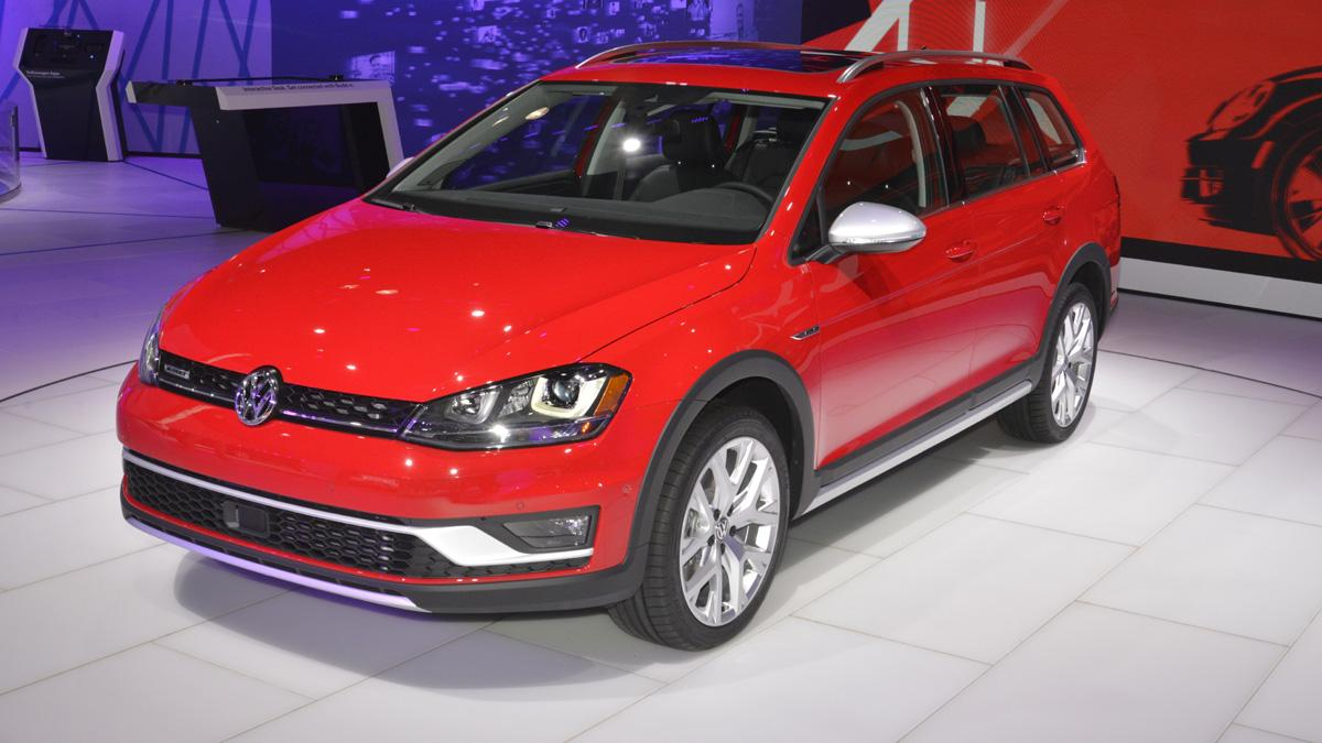 Volkswagen Golf Alltrack mercado de Estados Unidos