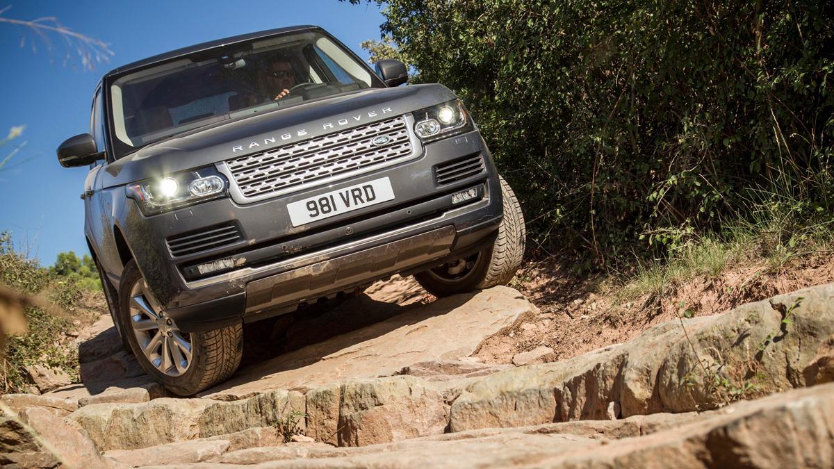 El SUV coupé de Land Rover llegará en 2017